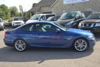 USED 2011 61 BMW 3 SERIES 2.0 320d M Sport 2dr FULL LEATHER*BLUETOOTH*MSPORT