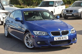 2011 BMW 3 SERIES 2.0 320d M Sport 2dr £9990.00