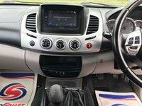 USED 2013 MITSUBISHI L200 2.5 DI-D 4X4 BARBARIAN LB DCB 1d 175 BHP