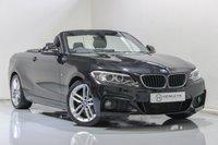 USED 2015 15 BMW 2 SERIES 2.0 220D M SPORT 2d 188 BHP