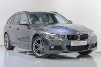 USED 2015 15 BMW 3 SERIES 2.0 320D M SPORT TOURING 5d AUTO 181 BHP