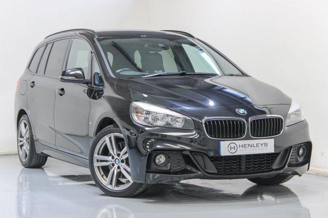 View our BMW 2 Series GRAN TOURER