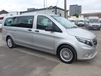 USED 2018 18 MERCEDES-BENZ VITO 119 BLUETEC TOURER SELECT 8 SEATER AUTOMATIC