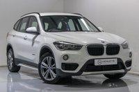 USED 2016 16 BMW X1 2.0 XDRIVE 18D SPORT 5d 148 BHP