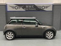 USED 2006 53 MINI HATCH COOPER 1.6 COOPER PARK LANE 3d 114 BHP
