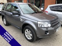 """USED 2011 60 LAND ROVER FREELANDER 2.2 TD4 GS 5DOOR 150 BHP AUX Socket   :   Automatic Headlights   :   Cruise Control   :   Phone Bluetooth Connectivity     Climate Control / Air Con     :     Front & Rear Electric Windows     :     Rear Parking Sensors      17"""" Alloy Wheels   :   2 Keys   :   Stornoway Grey Paintwork   :   Service History"""