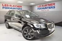 USED 2015 65 VOLVO XC60 2.0 D4 SE LUX NAV 5d 188 BHP Full Leather, Sat Nav, Cheap tax, Cruise control, Xenons