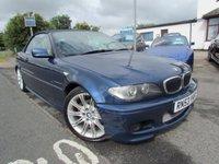 USED 2004 53 BMW 3 SERIES 2.2 320CI SPORT 2d 168 BHP