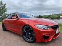 2014 BMW M4 3.0 M4 2d AUTO 426 BHP £29990.00