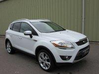 2012 FORD KUGA 2.0 TITANIUM TDCI AWD 5d 163 BHP £8995.00