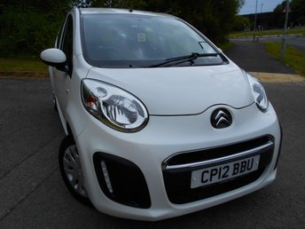 2012 CITROEN C1 1.0 VTR 5d 67 BHP ** £0 ROAD TAX , 68 MPG , INSURANCE GROUP 3 , YES ONLY 42K , GREAT FIRST CAR ** £3995.00