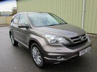 2012 HONDA CR-V 2.0 I-VTEC EX 5d AUTO 148 BHP 4X4  £10995.00