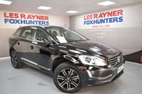 USED 2016 66 VOLVO XC60 2.0 D4 SE LUX NAV 5d 188 BHP DAB Radio, Xenon headlights, Cruise control, Full Leather