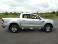 USED 2015 65 FORD RANGER 2.2 LIMITED 4X4 DCB TDCI 1d 148 BHP SAT NAV LEATHER NO VAT