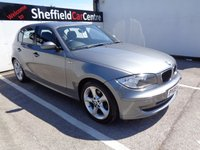 USED 2009 09 BMW 1 SERIES 2.0 118D SPORT 5d 141 BHP £70 A MONTH  30 POUNDS TAX  LOCALLY OWNED EXAMPLE AFFORDABLE PRESTIGE MOTORING SUPPLIED WITH SERVICE SOUGHT AFTER COLOUR