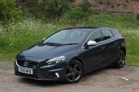 2015 VOLVO V40 1.6 D2 R-DESIGN NAV 5d 113 BHP £6495.00