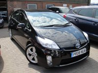 USED 2012 08 TOYOTA PRIUS 1.8 T4 VVT-I 5d AUTO 99 BHP ANY PART EXCHANGE WELCOME, COUNTRY WIDE DELIVERY ARRANGED, HUGE SPEC