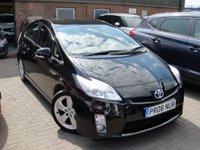 2012 TOYOTA PRIUS 1.8 T4 VVT-I 5d AUTO 99 BHP £9980.00