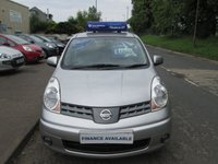 2008 NISSAN NOTE 1.4 ACENTA 5d 88 BHP £1995.00