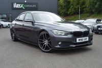 2012 BMW 3 SERIES 2.0 320D EFFICIENTDYNAMICS 4d 161 BHP £8295.00