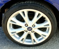 USED 2015 65 FORD FIESTA 1.0 TITANIUM 3d 124 BHP