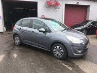USED 2010 10 CITROEN C3 1.4 VTR PLUS 5d 72 BHP AIR CONDITIONED, PANORAMIC WINDSCREEN,SERVICE HISTORY