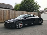 USED 2012 12 AUDI R8 4.2 V8 LIMITED EDITION 2d 424 BHP