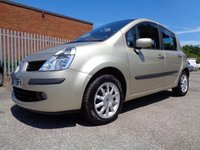 USED 2007 07 RENAULT MODUS 1.6 DYNAMIQUE 16V 5d 113 BHP 1 OWNER FULL SERVICE HISTORY