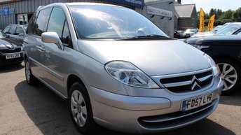 View our CITROEN C8