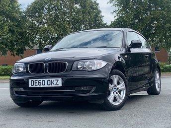2010 BMW 1 SERIES 2.0 116I SE 3d 121 BHP £4795.00