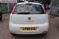 USED 2015 65 FIAT PUNTO 1.2 POP PLUS 3d 69 BHP