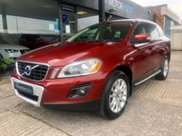 USED 2010 59 VOLVO XC60 2.4 D5 SE LUX AWD 5d AUTO 205 BHP Heated Leather,NAV,Reverse Cam, Full S/history, 2 keys