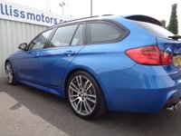 USED 2012 BMW 3 SERIES 3.0 330D M SPORT TOURING 5d AUTO 255 BHP