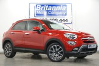 2015 FIAT 500X 1.6 MULTIJET CROSS PLUS + 5 DOOR 120 BHP £8790.00