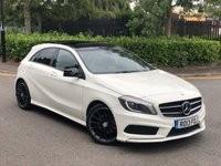 USED 2013 13 MERCEDES-BENZ A CLASS 1.8 A200 CDI BLUEEFFICIENCY AMG SPORT 5d 136 BHP