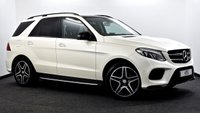 USED 2015 65 MERCEDES-BENZ GLE-CLASS 3.0 GLE350d V6 AMG Line (Premium Plus) G-Tronic 4MATIC (s/s) 5dr Pan Roof, Camera's, £60k New