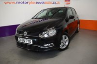 USED 2016 66 VOLKSWAGEN POLO 1.0 MATCH 5d 74 BHP