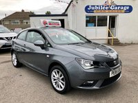 USED 2016 16 SEAT IBIZA 1.0 VISTA 3d 74 BHP Low Miles, One Owner, Great Spec. 12 Months MOT