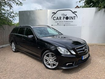 2010 MERCEDES-BENZ E CLASS 3.0 E350 CDI BLUEEFFICIENCY SPORT 5d AUTO 231 BHP £7895.00