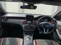 USED 2014 60 MERCEDES-BENZ A45 2.0 A45 AMG 4MATIC 5d AUTO 360 BHP