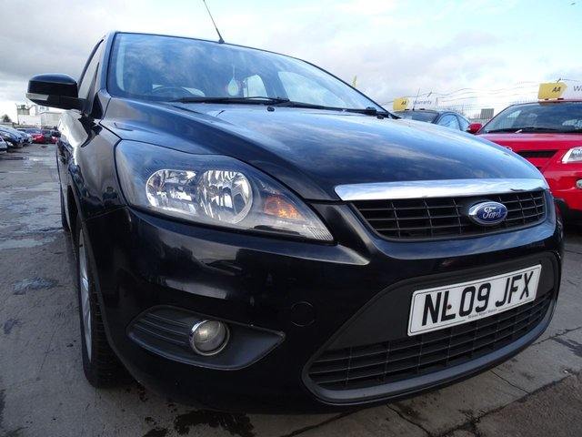 USED 2009 09 FORD FOCUS 1.6 STYLE TDCI FULL SERVICE