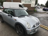 2005 MINI HATCH COOPER 1.6 COOPER 3d 114 BHP £2295.00