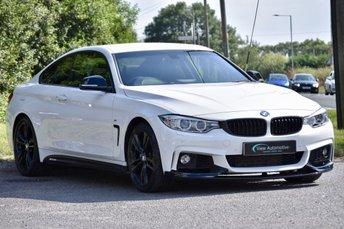 2014 BMW 4 SERIES 3.0 435I M SPORT 2d AUTO 302 BHP £20995.00