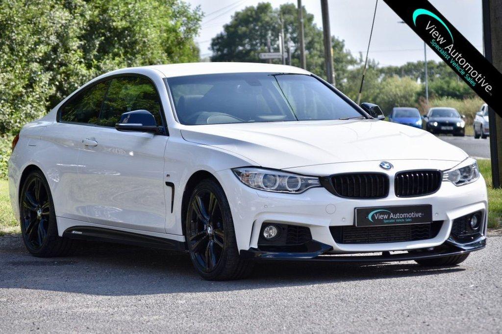 USED 2014 14 BMW 4 SERIES 3.0 435I M SPORT 2d AUTO 302 BHP