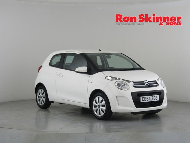 View our 2014 64 CITROEN C1 1.0 FEEL 3d 68 BHP