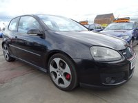 USED 2006 06 VOLKSWAGEN GOLF 2.0 GTI 3d VERY GOOD SERVICE HISTORY