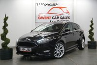 Used FORD FOCUS ZETEC S TDCI for sale in Newport