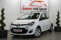 2013 RENAULT TWINGO 1.1 DYNAMIQUE 3d 75 BHP WOW ONLY 13,000 MILES  £SOLD