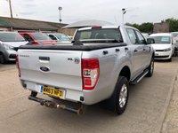 USED 2014 63 FORD RANGER 2.2 XL 4X4 DCB TDCI 148 BHP