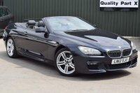 2012 BMW 6 SERIES 3.0 640d M Sport 2dr £16880.00